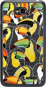 LG Bestphone Foto Case L70 D320 tukany L70 D320_X216