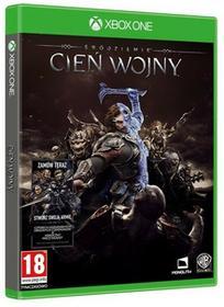 Gra Xbox One Śródziemie Cień Wojny 5051892209403