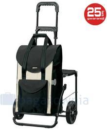 Andersen Wózek na zakupy Komfort Senta 198-028-00 Biały - biały 198-028-00