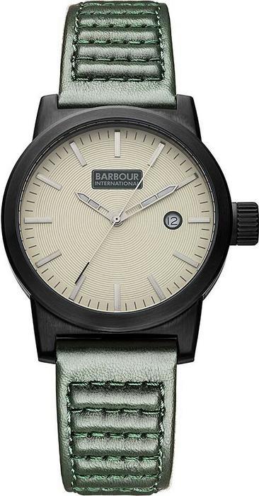 Barbour Halsted BB024BKGR