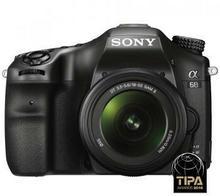 Sony Alpha 68 + 18-55 mm czarny