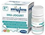 Vivo ZAKWASKI Jogurt domowy IMU żywe kultury bakterii opakowanie 2 x 0,5g ZAKWASKI