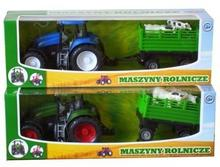 Dromader Zest. traktor z maszynami GXP-506373