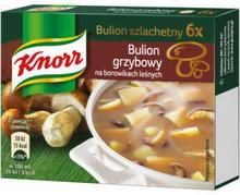 Knorr Bulion grzybowy