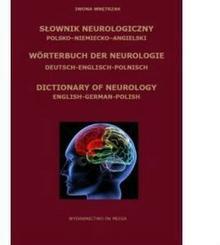 DK Media Słownik neurologiczny polsko-niemiecko-angielski
