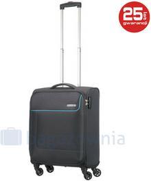 Samsonite AT by Mała kabinowa walizka AT FUNSHINE 75507 Szara - szary