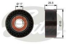 GATES rolka kierunkowa / prowadząca, pasek klinowy zębaty T36394