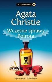 Dolnośląskie Wczesne sprawy Poirota - Agatha Christie