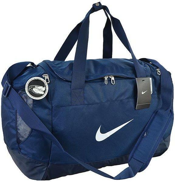 23b0b8f258045 Nike Torba sportowa BA5193 410 Club Team Swoosh Duffel M granatowa BA5193  410