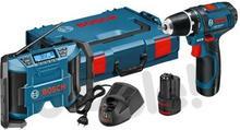 Bosch GSR 10,8-2-LI bezprzewodowa wiertarka udarowa