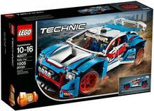 LEGO TECHNIC, klocki Niebieska wyścigówka, 42077
