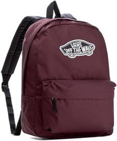 VansPlecak Realm Backpack VN000NZ04QU Bordowy