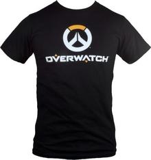 Jinx Koszulka Overwatch Logo czarna