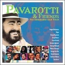 Luciano Pavarotti Pavarotti & Friends For Cambodia And Tibet