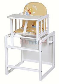 Klupś Krzesełko AGA biała 17733
