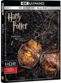 HARRY POTTER I INSYGNIA ŚMIERCI CZĘŚĆ 1 2BD 4K) Płyta BluRay)