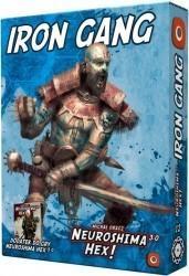 Portal Neuroshima HEX: Iron Gang (edycja 3.0)