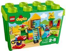 LEGO Klocki DUPLO 10864 Duży plac zabaw