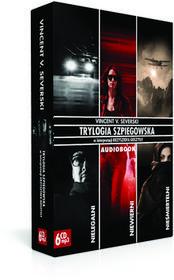 Czarna Owca Trylogia szpiegowska. Nielegalni, Niewierni, Nieśmiertelni (audiobook CD) - Vincent V. Severski