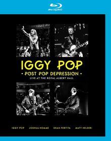 Iggy Pop Post Pop Depression Live At The Royal Albert Hall Blu-ray)
