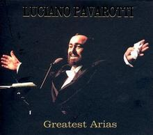 Greatest Arias [Digipack] Luciano Pavarotti