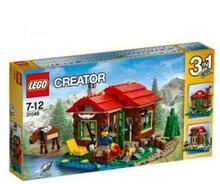 LEGO Chatka nad jeziorem 31048
