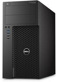 Dell workstations Stacja robocza / graficzna T3620 / Tower / Intel Xeon E3-1240v6 3.7 GHz / 16GB DDR4 / 256GB SSD + 1TB HDD / NVIDIA Quadro P600 2GB / MS Win 10 PRO 52953791