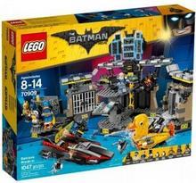 LEGO The Batman Movie Włamanie do jaskini Batmana 70909