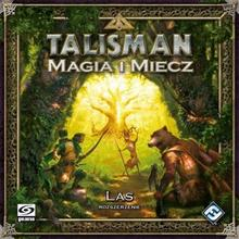 Galakta Talisman: Magia i Miecz - Las