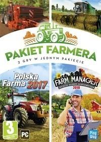 Farm Manager 2018 + Polska Farma 2017 PC