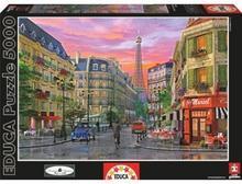Educa Puzzle 5000 el Ulica Paryża D Davison