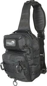 Viper Viper Plecak na Jedno Ramię Shoulder Pack 10L Czarny VBAGSBLK