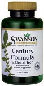 SWANSON Century Formula z żelazem 130 tabl