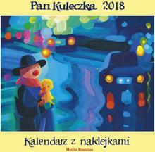 Media Rodzina Media Rodzina, kalendarz ścienny 2018, Pan Kuleczka