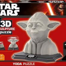 Educa Borras Puzzle #D Yoda 160