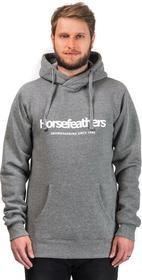 Horsefeathers bluza męska URBAN SWEATSHIRT heather gray)