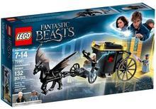 LEGO Fantastic Beasts Ucieczka Grindelwalda