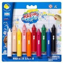 Russell Kredki do kąpieli 10 kolorów