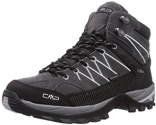 CMP Rigel mężczyzn i trekkingowym buty trekkingowe - szary - 39 eu B07BWX7QX1