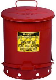 Topserw Stalowy pojemnik zabezpieczający na odpady olejowe - 52L