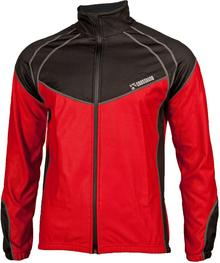 CROSSROAD CROSSROAD FREEPORT zimowa kurtka rowerowa czerwona