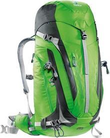 PRO Plecak trekkingowy Act Trail 40 Deuter zielony)