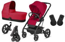 Cybex BALIOS S 2w1 REBELL RED