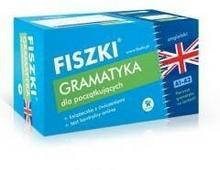 Cztery Głowy Fiszki język angielski Gramatyka dla początkujących A1-A2 - Patrycja Wojsyk