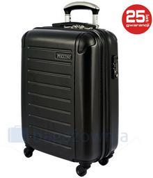 Puccini Mała kabinowa walizka SYDNEY PC016C 1 Czarna - czarny PC016C 1