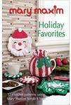 Mary Maxim Books-Holiday FavoritesScrub IT MA-01316