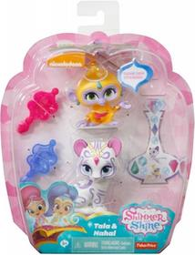 Fisher Price Shimmer i Shine Lalka 15 cm Tala And Nahal