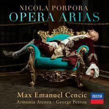 Max Emanuel Cencic Porpora Opera Arias