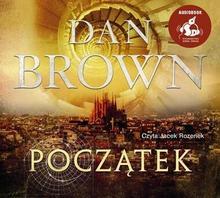 Początek audiobook CD) Dan Brown