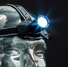 Wydajna lampa czołowa LED HDL-2C